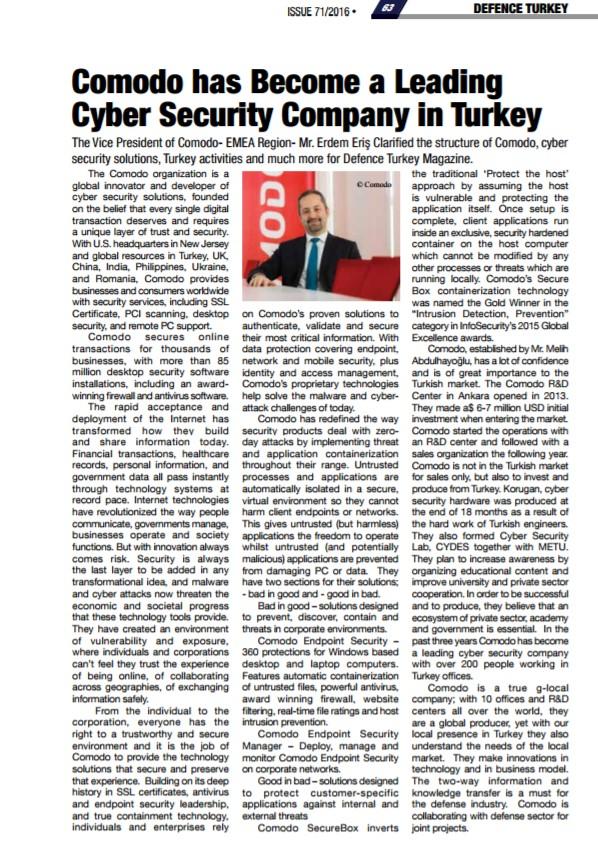 Defence Turkey EE interview_ November 2016