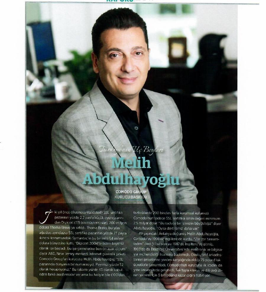 Melih Abdulhayoğlu